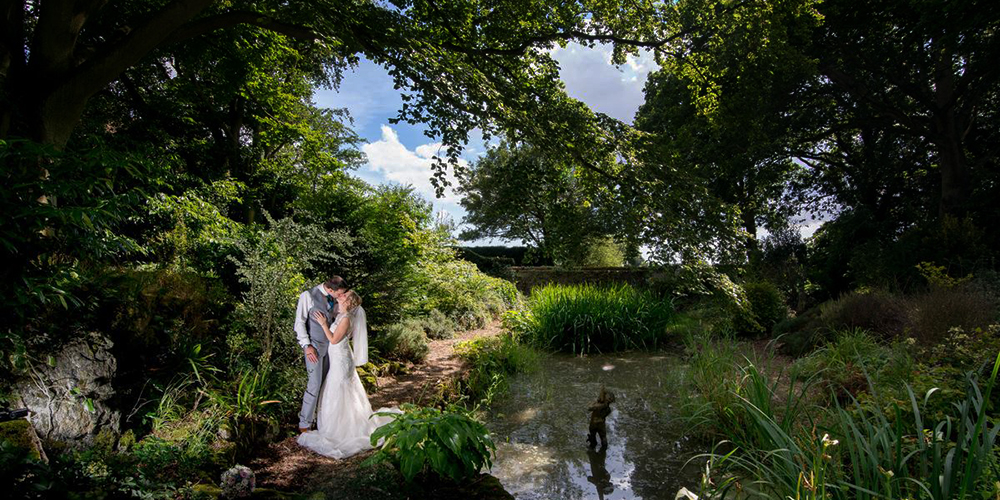 Wedding photography at St Augustines Prioy, by Kent wedding photographer